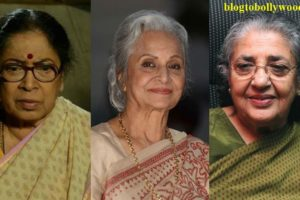 10 Veteran Bollywood Actresses Who Deserve All The Respect In The World