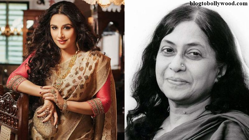 Vidya Balan has started prepping for writer Kamala Das's biopic Aami