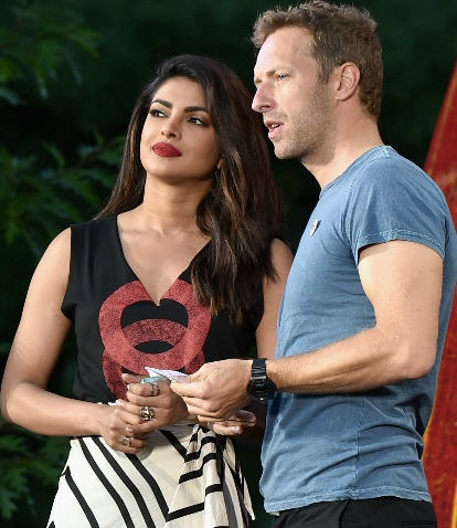 Priyanka at the Global Citizen Festival in New York!