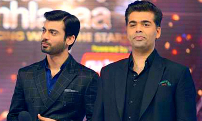 "Karan Johar's ""Ae Dil Hai Mushkil"" in political trouble because of Fawad Khan"