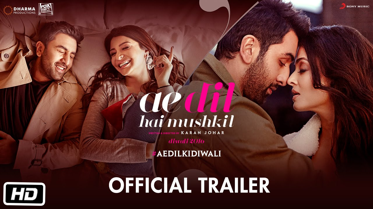 Ae Dil Hai Mushkil Trailer Review: Ranbir Kapoor steals the show, Aishwarya looks breathtaking!
