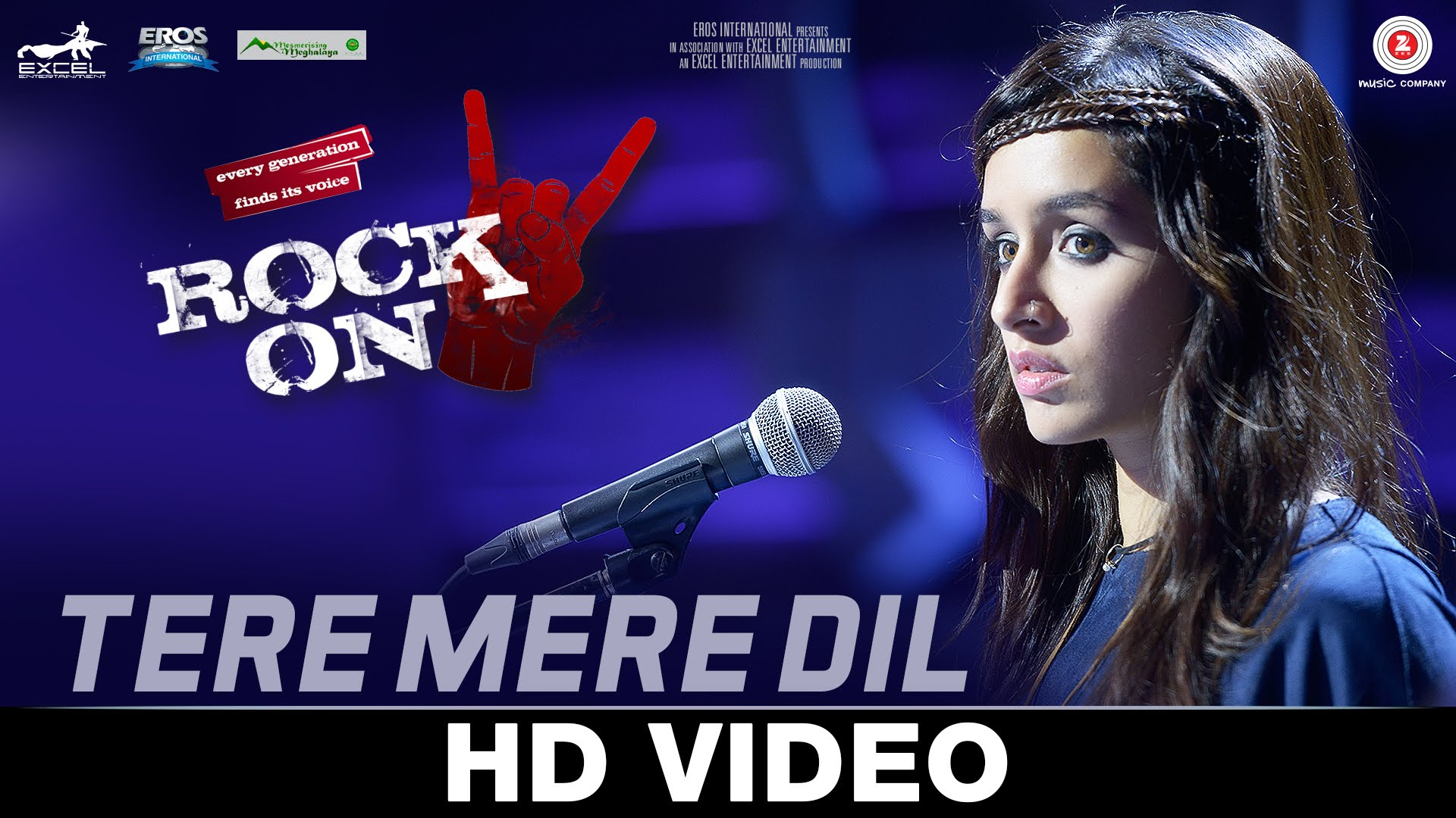 Shraddha Kapoor makes us relive the 'Magik' with the song Tere Mere Dil