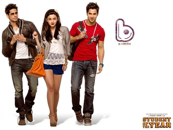 4 Years Of Student Of The Year: Varun, Alia And Sidharth Then And Now