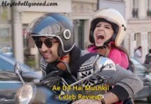 Ae Dil Hai Mushkil Celeb Reviews: Kareena and Arjun are in awe!