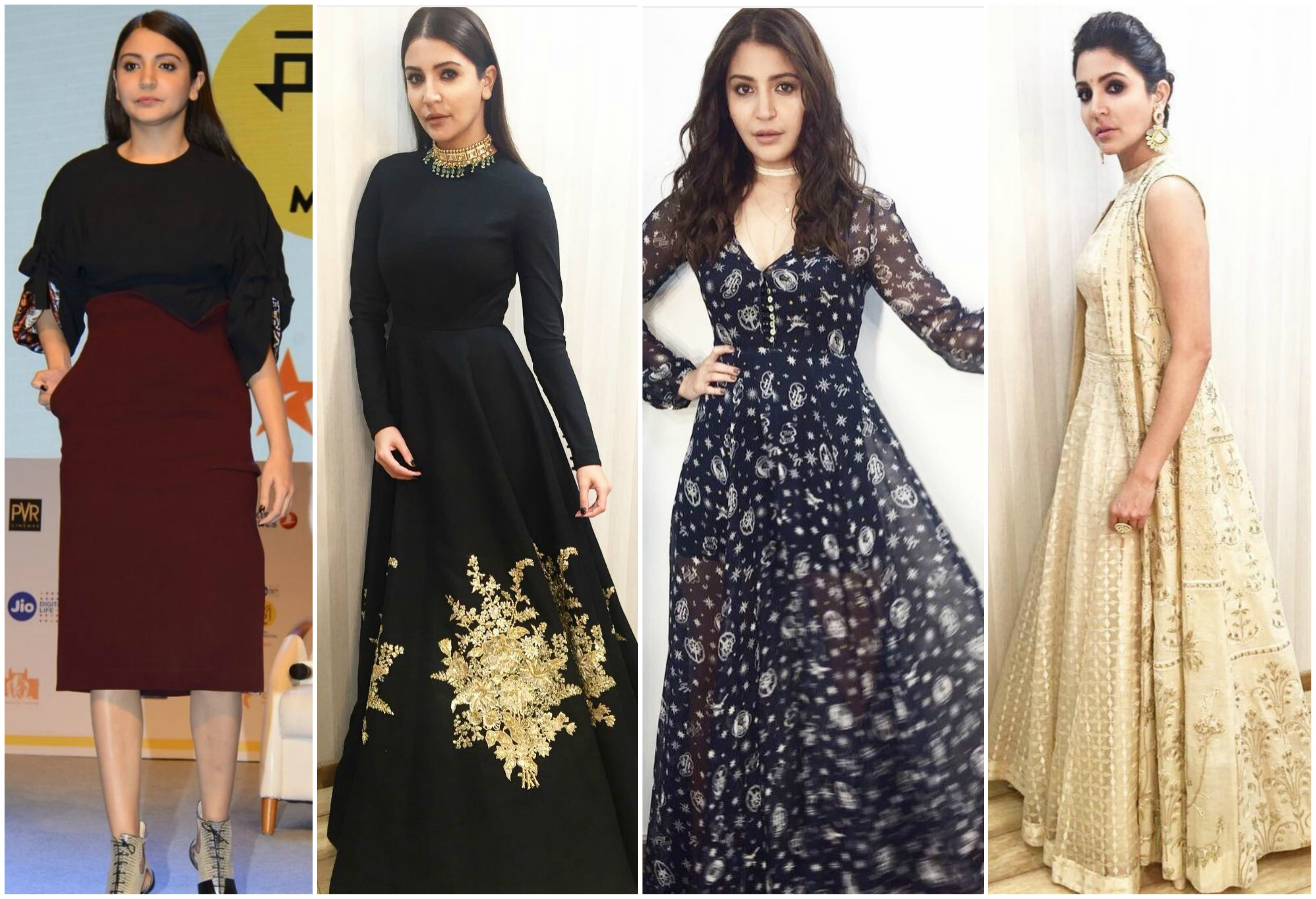 Check out what Anushka Sharma wore for Ae Dil Hai Mushkil Promotions