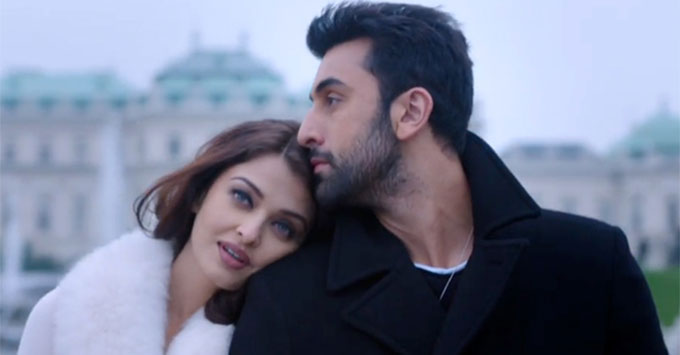 This Is The Sexiest Ranbir Kapoor-Aishwarya Rai Bachchan Photo You've Seen Till Date