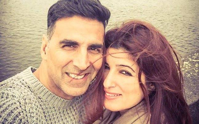Akshay Kumar is a family man