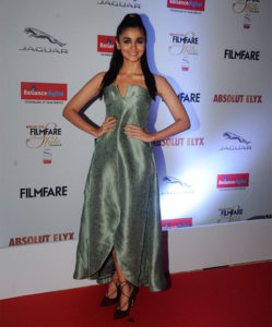 Alia Bhatt at Filmfare Glamour and Style Awards