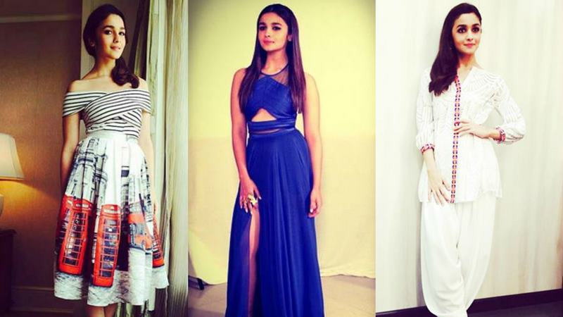 Vote Now : Who is the Most Stylish Bollywood Actress?- Alia Fashion