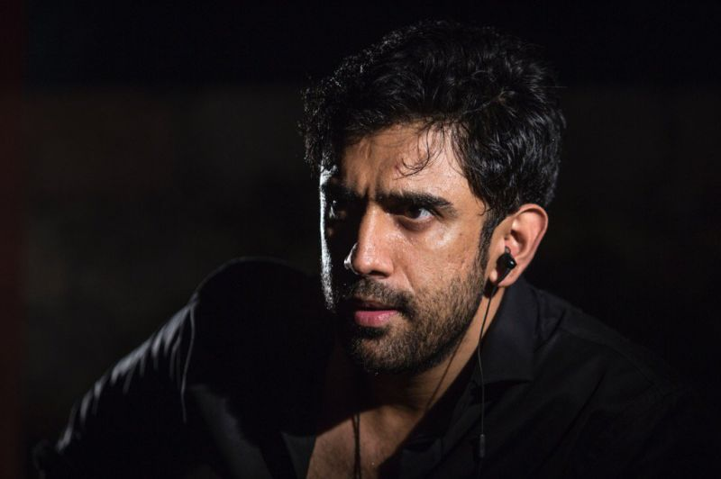 Amit Sadh as Shivaji in Sarkar 3