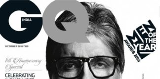 Amitabh Bachchan looks legendary on the cover of GQ India
