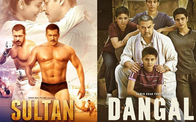 Dangal Vs Sultan: Which Movie Has  A Better Trailer? Vote Now