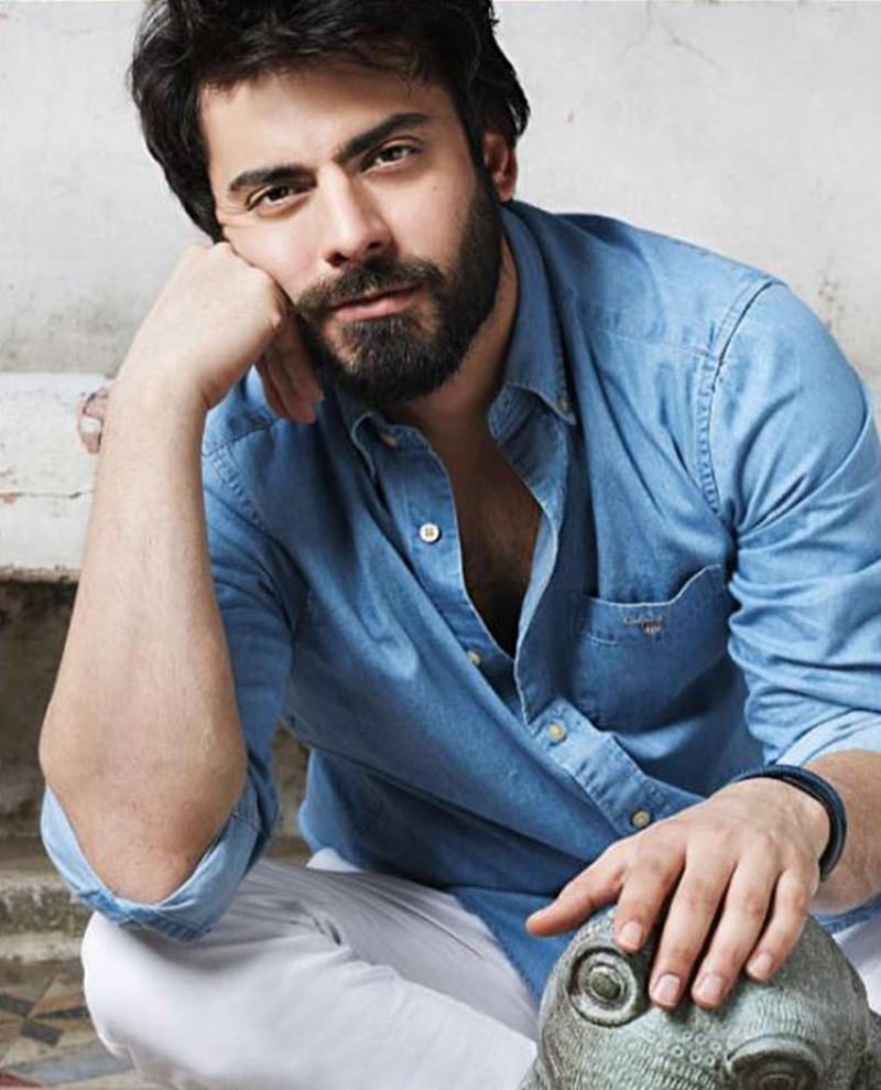 10 Hot Pics of Fawad Khan that will make you swoon- Fawad beard