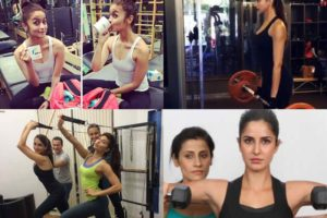 Fitness Routine of Bollywood Actresses: Workout and Diet
