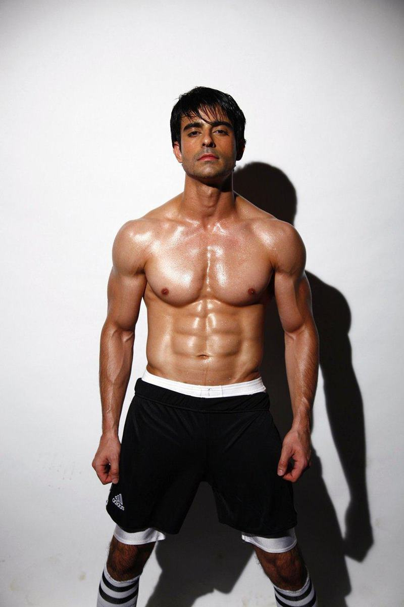 15 Hot Pics of Gautam Rode, one of the hottest hunks of Indian Television-Gautam Shoot 1