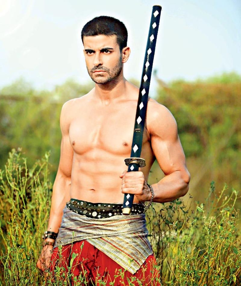 15 Hot Pics of Gautam Rode, one of the hottest hunks of Indian Television-Gautam Shoot
