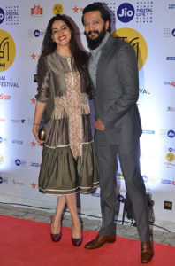 Mami Film Festival: Genelia and Riteish