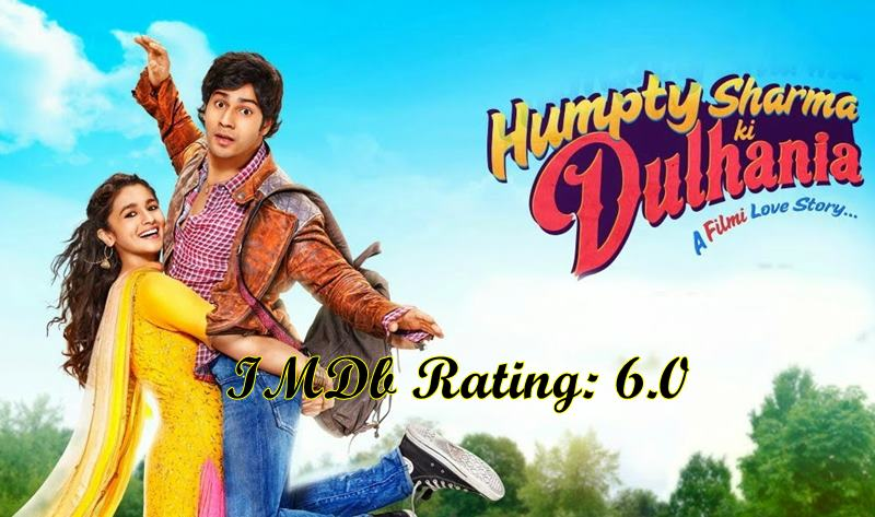 5 Best Varun Dhawan Movies based on IMDb Ratings- HSKD