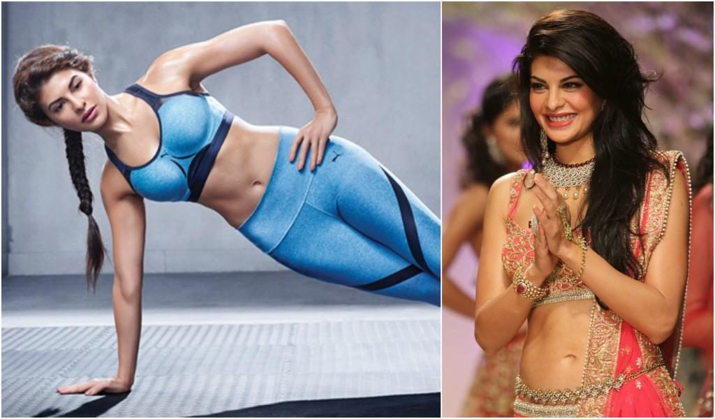 Fitness routine of Bollywood actresses- Jacqueline