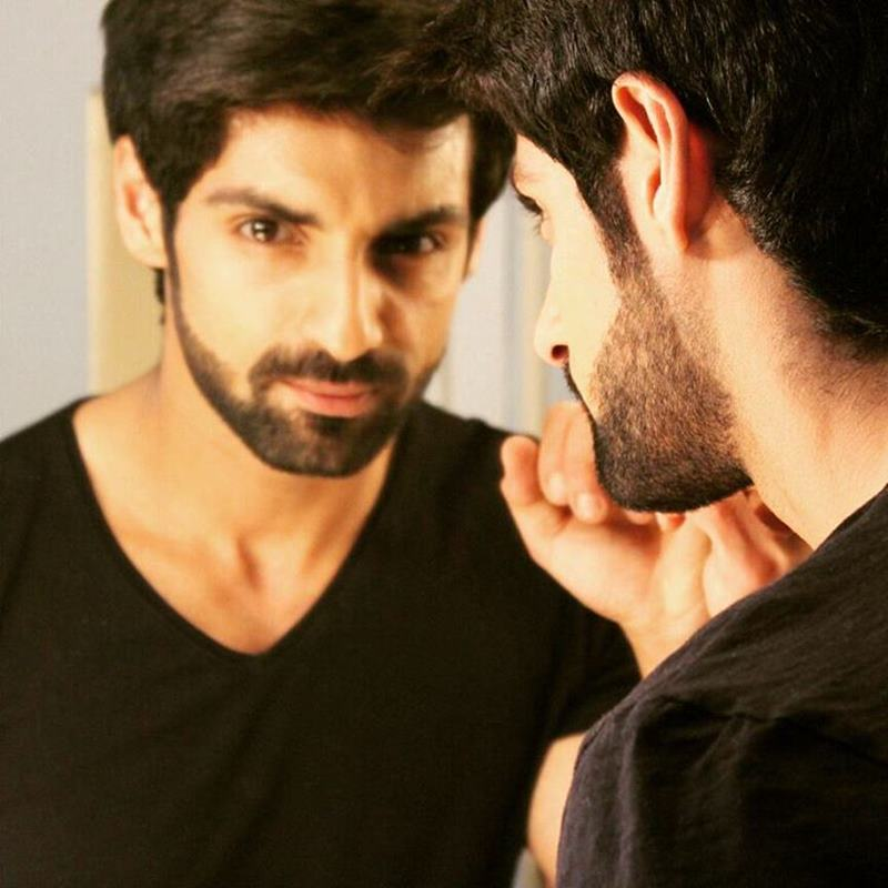 15 Hot Pics of Karan Wahi which prove that the 'Remix' boy is all grown up now- Karan Shoot 5