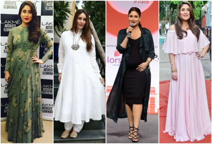 Kareena shows us how to rock maternity styling