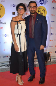 MAMI Film Festival: Kiran and Aamir