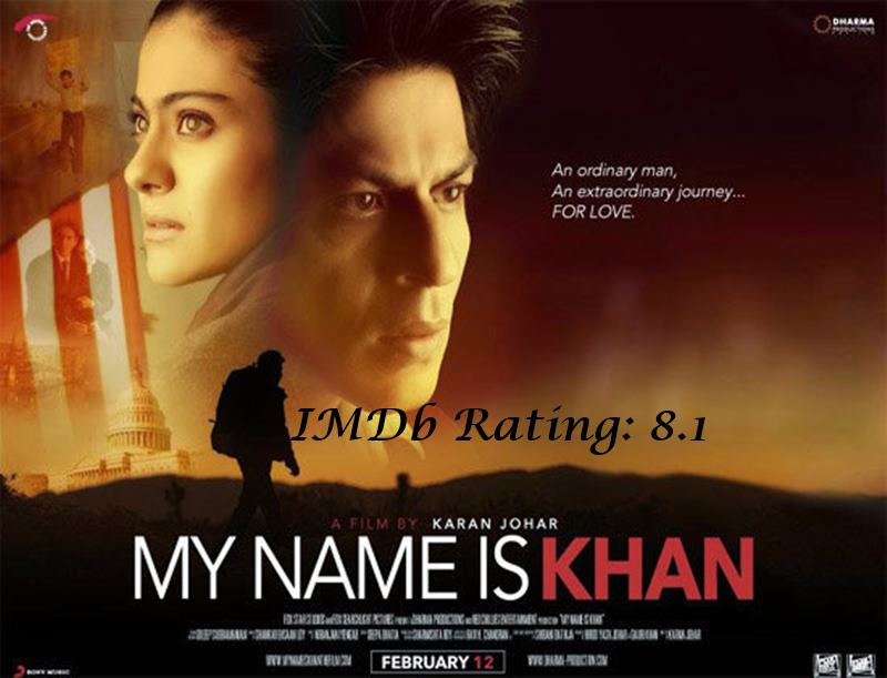 10 Best Shah Rukh Khan Movies Based on IMDb Ratings- MNIK