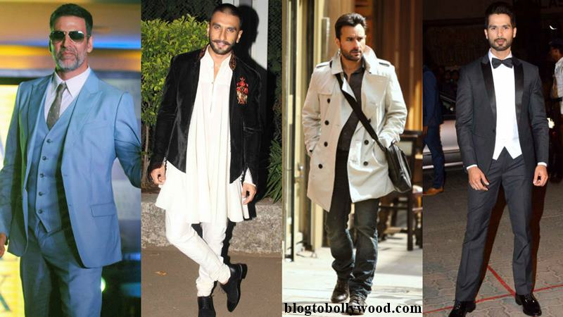 Who Is The Most Stylish Bollywood Actor? Vote & Decide Now