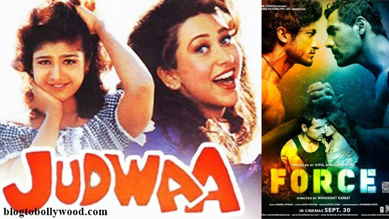 Top 10 Bollywood Movies based on South Indian Movies