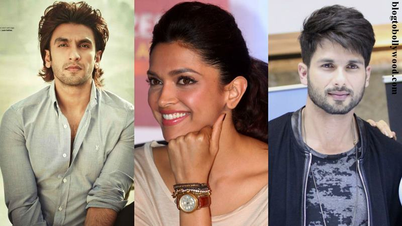 It's official : Sanjay Leela Bhansali's Padmavati will feature Ranveer Singh, Deepika Padukone and Shahid Kapoor