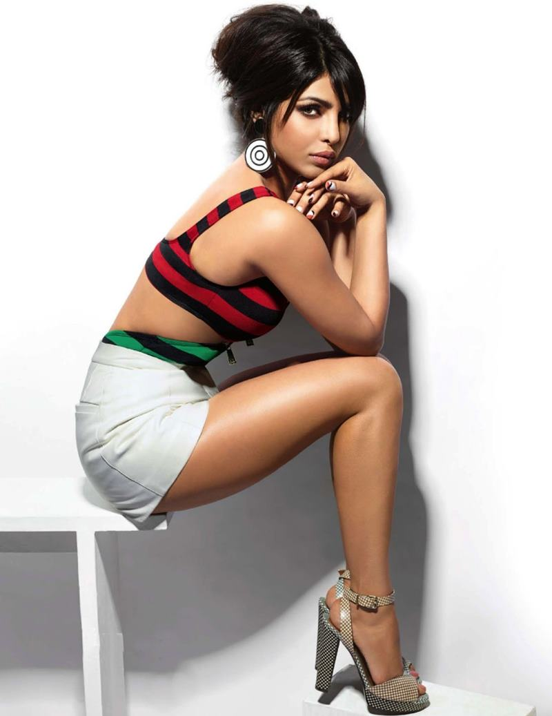 Priyanka Chopra Hot Pics: 20 Pictures of PC that are enough to set your heart racing! Priyanka Shoot 2