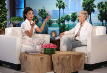 Priyanka Chopra on the Ellen Show