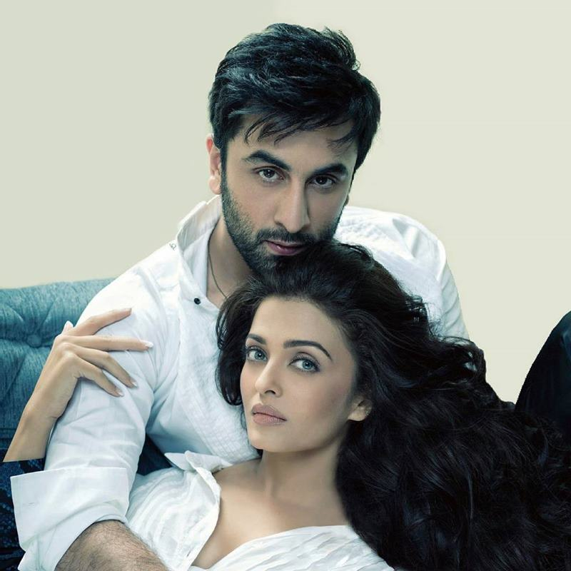 Made For Each Other! That's what this hot photoshoot of Ranbir Kapoor-Aishwarya Rai Bachchan says