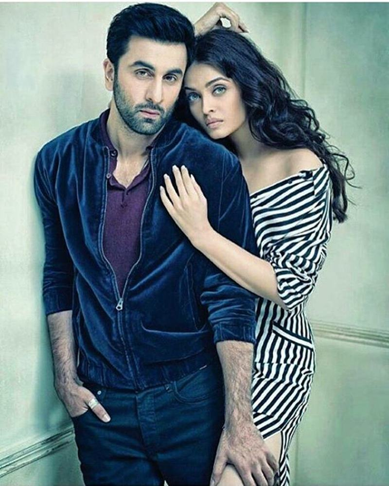 Made For Each Other! That's what this hot photoshoot of Ranbir Kapoor-Aishwarya Rai Bachchan says- Ranbir-Aish 3