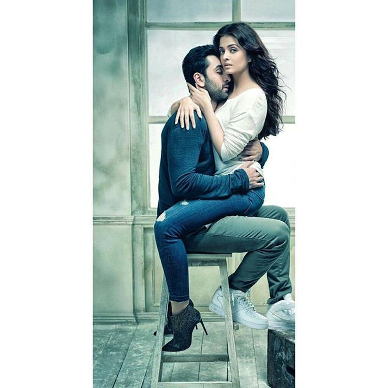 Made For Each Other! That's what this hot photoshoot of Ranbir Kapoor-Aishwarya Rai Bachchan says- Ranbir-Aish 4