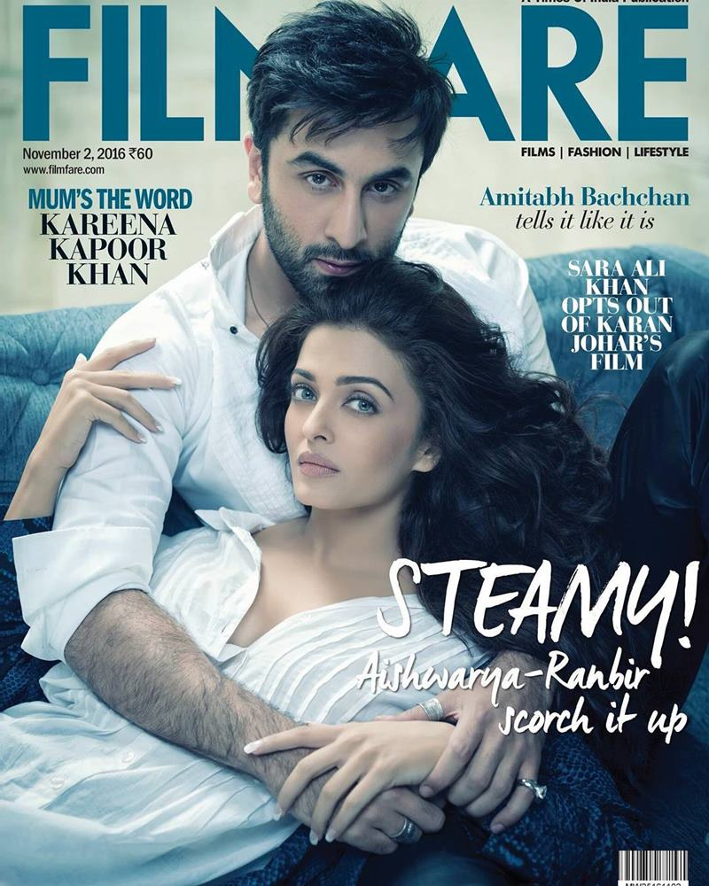 Made For Each Other! That's what this hot photoshoot of Ranbir Kapoor-Aishwarya Rai Bachchan says- Ranbir-Aish