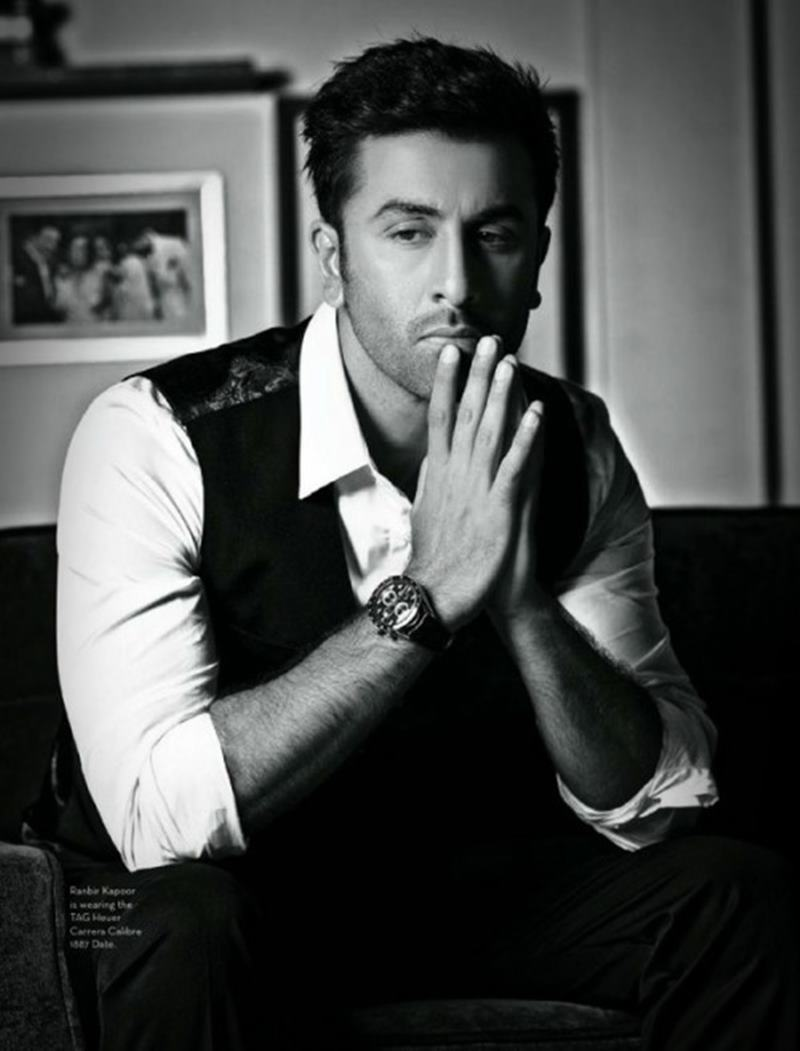 10 Hot Pics of Ranbir Kapoor that are too hot to handle!- Ranbir bnw