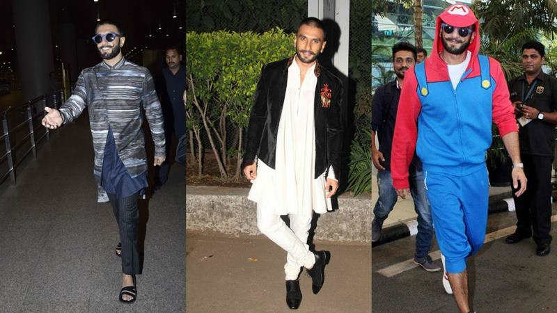 Vote and Decide: Who is the Most Stylish Bollywood Actor?- Ranveer