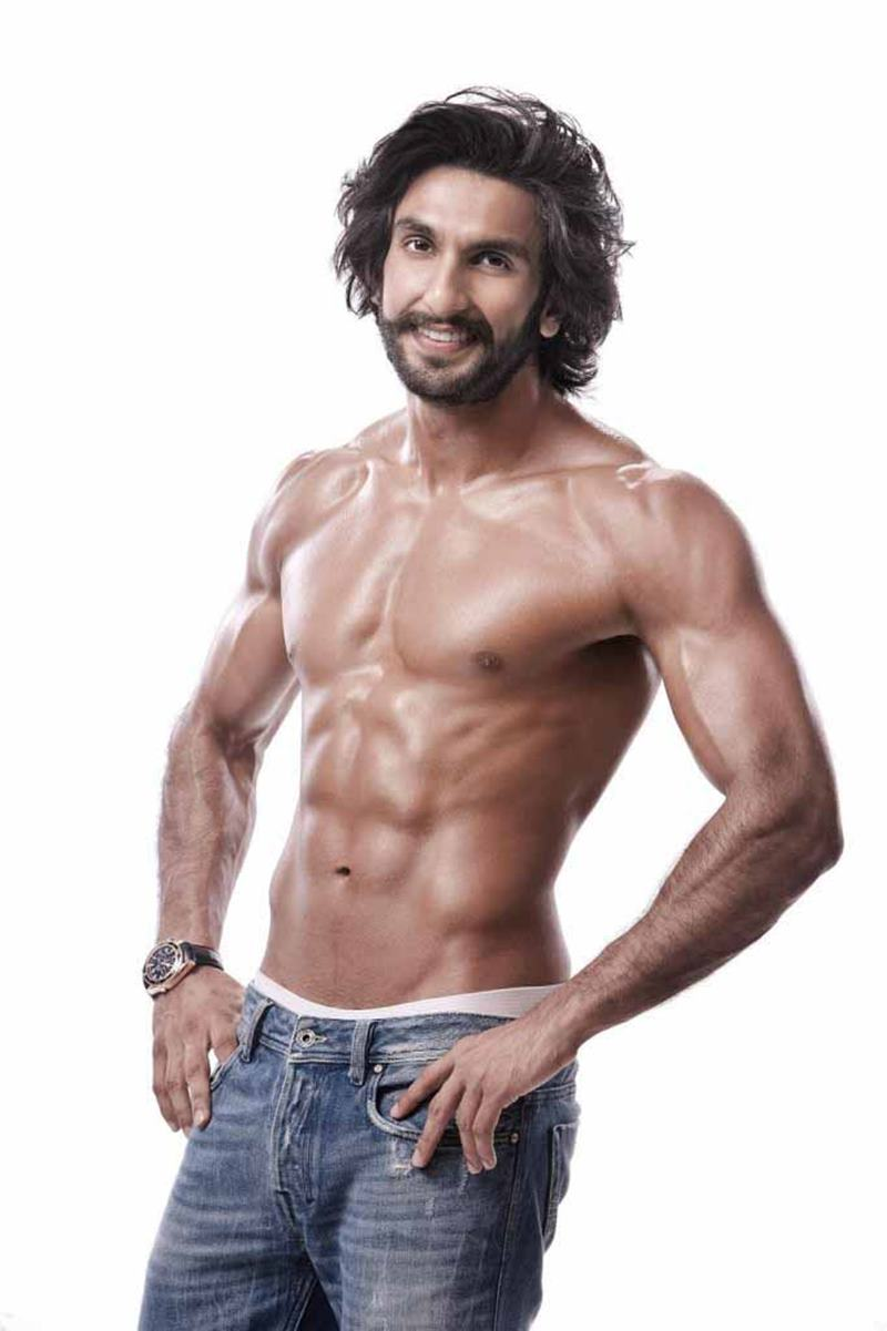 10 Hot Pics of Ranveer Singh that are as abalicious as it can get!- Ranveer Shoot 2