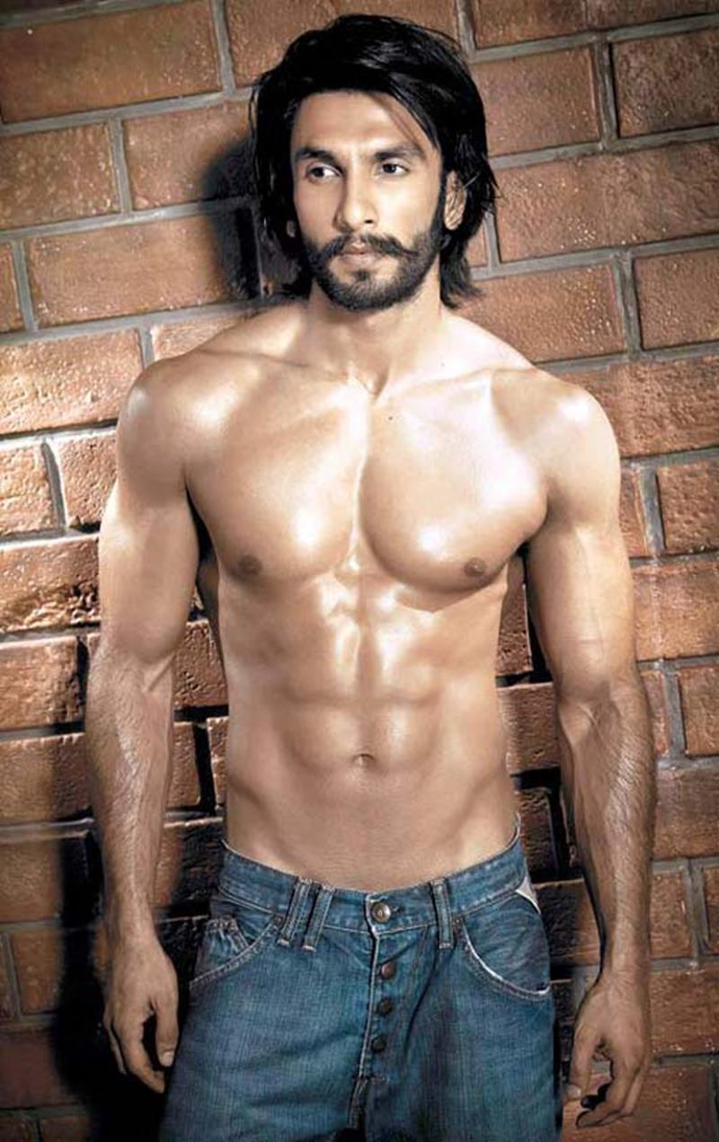 10 Hot Pics of Ranveer Singh that are as abalicious as it can get!- Ranveer Shoot