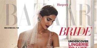 Hot Hot Hot! Ranveer Singh and Vaani Kapoor on Harper Bazaar Bride Cover are way too hot!