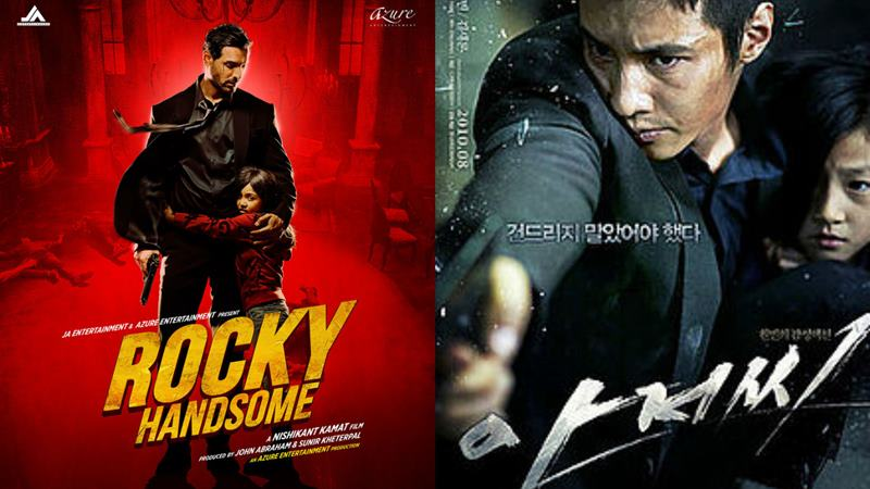 Top 10 Bollywood Movies that are actually remakes of Korean Movies- Rocky Handsome