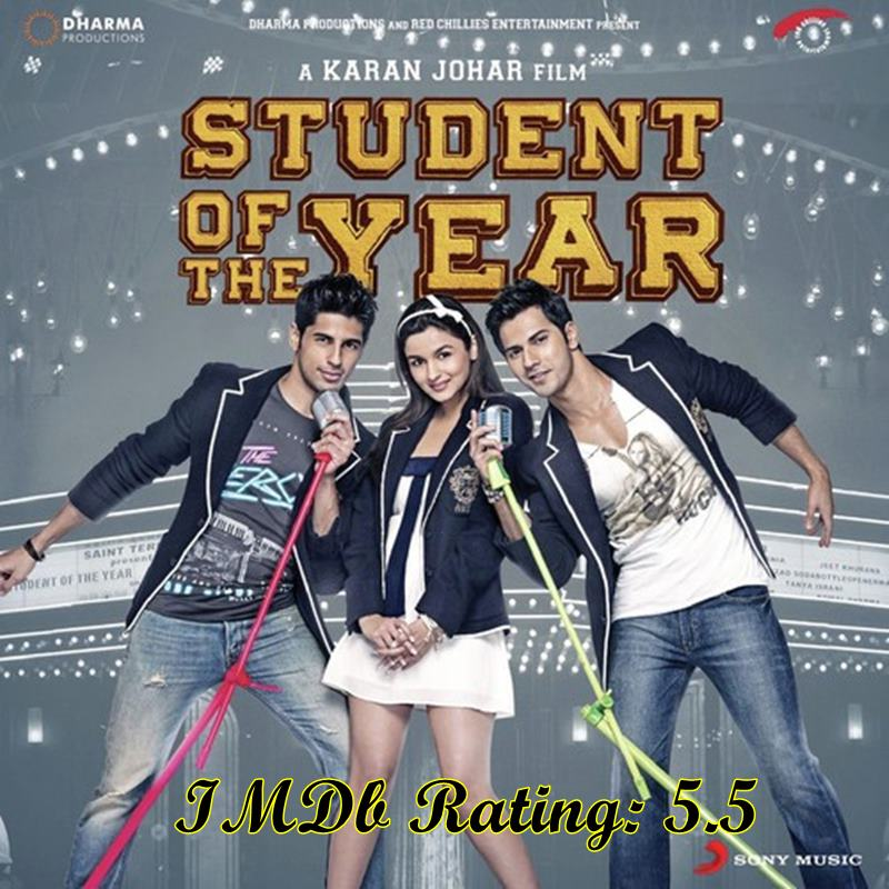 5 Best Varun Dhawan Movies based on IMDb Ratings- SOTY