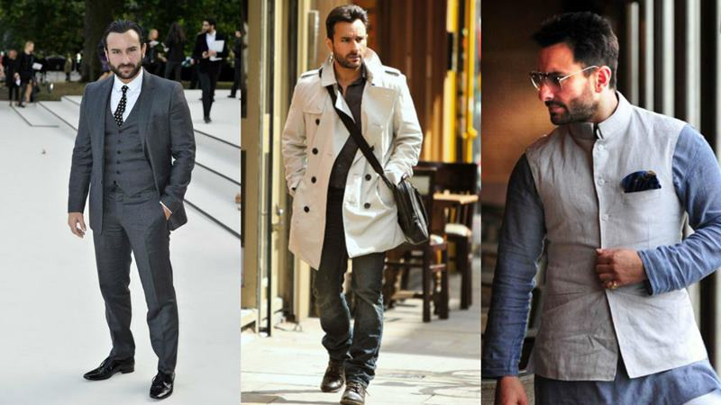 Vote and Decide: Who is the Most Stylish Bollywood Actor?- Saif