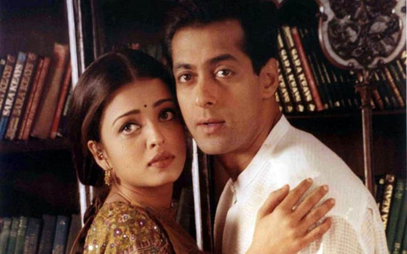 10 Relationships that did not end well for Bollywood Celebs- Salman-Ashwarya