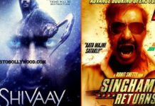 Will Shivaay Beat Singham Returns To Become The Top Grosser For Ajay Devgn?
