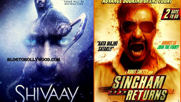 Ajay Devgn's Top Opening Day Grossers: Which Position Will Shivaay Take In The List?