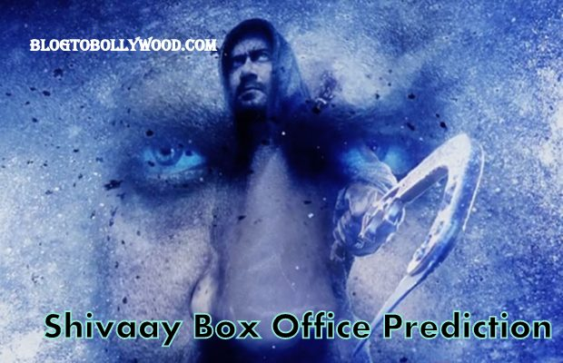 Shivaay Box Office Prediction Will be Ajay Devgn's 2nd Highest Opening Day Grosser