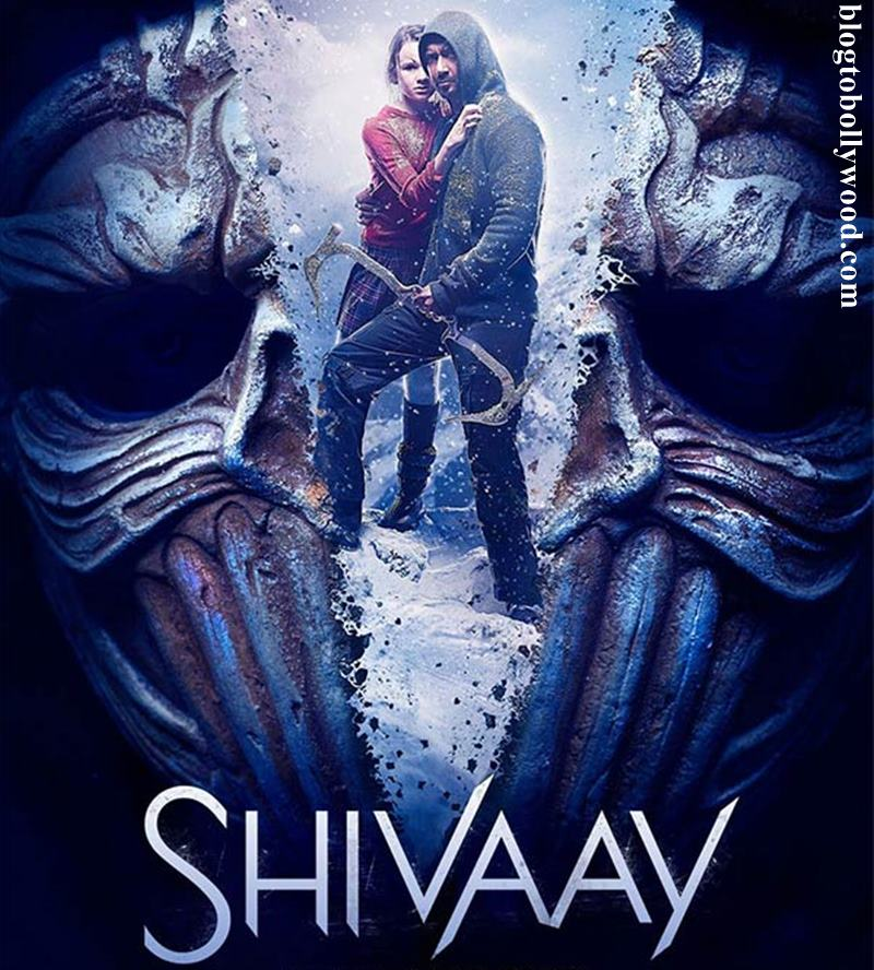 Official: Ajay Devgn's Shivaay budget stands at a total of 105 crores!
