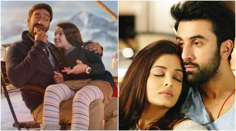 Shivaay, Ae Dil Hai Mushkil Second Day Box Office Collection Report: Official Figures